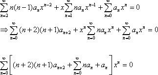 پاورپوینت کامل و جامع با عنوان حل معادلات دیفرانسیل به روش سری (فروبنیوس) در ۵۸ اسلاید