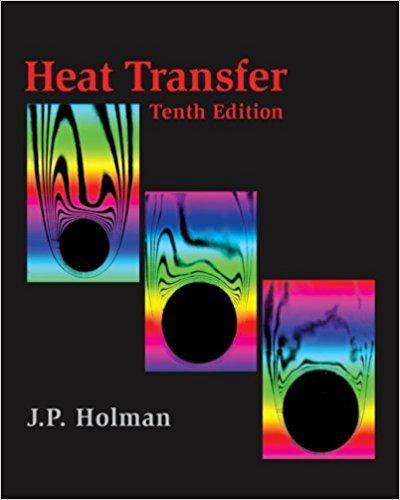 حل مسائل انتقال حرارت هولمن در 443 صفحه به صورت PDF و به زبان انگلیسی