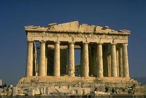 پاورپوینت کامل و جامع با عنوان معماری یونان باستان در 82 اسلاید