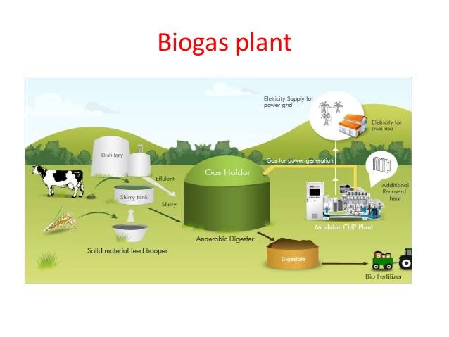 پاورپوینت کامل و جامع با عنوان زیست گاز (بیوگاز) در 34 اسلاید