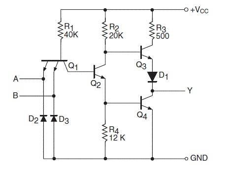 پاورپوینت کامل و جامع با عنوان الکترونیک دیجیتال منطق ترانزیستور-ترانزیستور (TTL) در 90 اسلاید