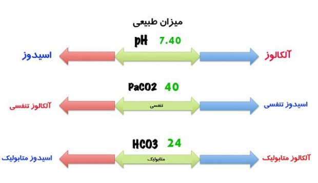 پاورپوینت کامل و جامع با عنوان تفسیر گازهای خونی شریانی (ABG) در 70 اسلاید
