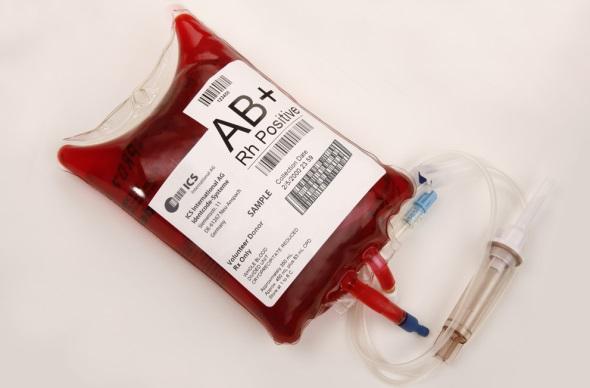پاورپوینت کامل و جامع با عنوان انتقال خون (Blood Transfusion) در 45 اسلاید