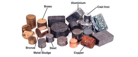 پاورپوینت کامل و جامع با عنوان شیمی عناصر فلزی (فلزات) در 76 اسلاید