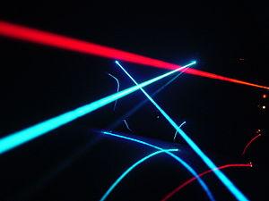 پاورپوینت کامل و جامع با عنوان لیزر، مفاهیم، انواع و کاربردها در 64 اسلاید