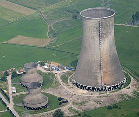پاورپوینت کامل با عنوان برج خنک کننده نیروگاهی در 22 اسلاید