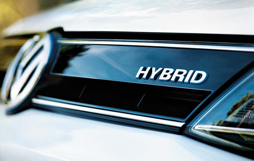 پاورپوینت کامل و جامع با عنوان خودروهای هیبریدی در 31 اسلاید