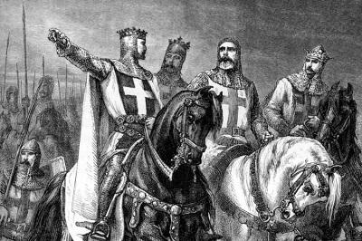 پاورپوینت کامل و جامع با عنوان تاریخ جنگ های صلیبی در 94 اسلاید
