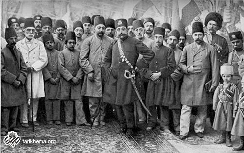 پاورپوینت کامل و جامع با عنوان تاریخ تمدن و حکومت قاجاریه در 63 اسلاید