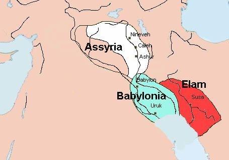 پاورپوینت کامل و جامع با عنوان تاریخ تمدن و حکومت بابل در 29 اسلاید