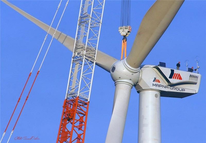 پاورپوینت کامل و جامع با عنوان توربین های بادی و نیروگاه بادی در 84 اسلاید