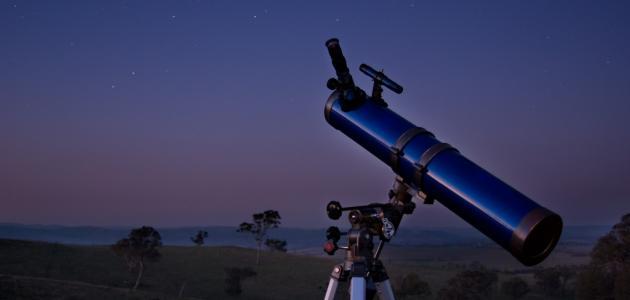 پاورپوینت کامل و جامع با عنوان تلسکوپ، ساختمان، اصول عملکرد و انواع آن در 64 اسلاید