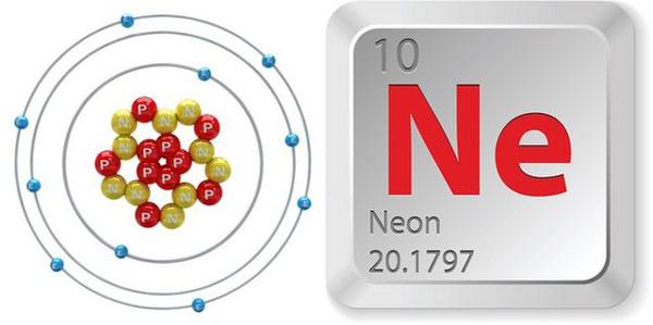 پاورپوینت کامل و جامع با عنوان بررسی کامل عنصر نئون در 21 اسلاید