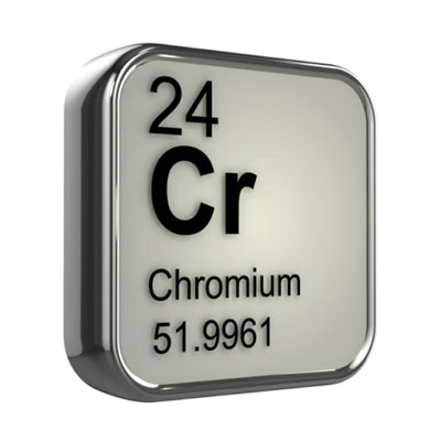 پاورپوینت کامل و جامع با عنوان بررسی کامل عنصر کروم در 32 اسلاید