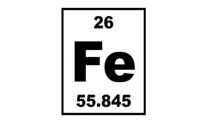پاورپوینت کامل و جامع با عنوان بررسی کامل عنصر آهن در 51 اسلاید