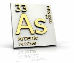 پاورپوینت کامل و جامع با عنوان بررسی کامل عنصر آرسنیک در 24 اسلاید