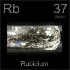 پاورپوینت کامل و جامع با عنوان بررسی کامل عنصر روبیدیم در 26 اسلاید