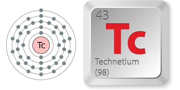 پاورپوینت کامل و جامع با عنوان بررسی کامل عنصر تکنسیم (تکنتیم) در 22 اسلاید