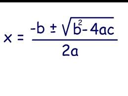 پروژه حل معادله درجه دوم با نرم افزار اکسل