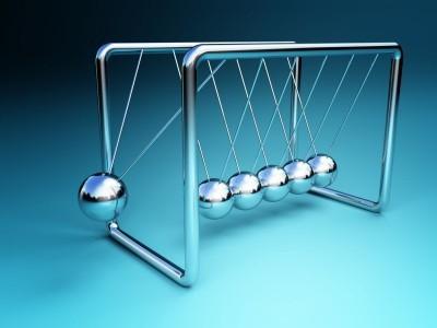 پاورپوینت کامل و جامع با عنوان پایستگی اندازه حرکت (تکانه) خطی در فیزیک هالیدی 1 در 25 اسلاید