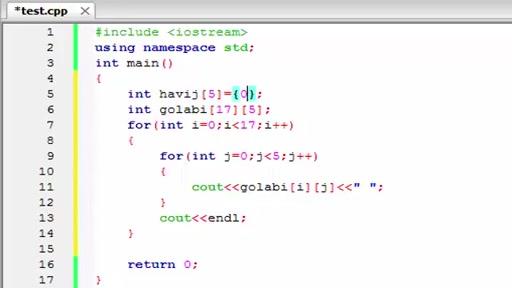 پاورپوینت کامل و جامع با عنوان اعداد تصادفی در زبان سی پلاس پلاس در 15 اسلاید