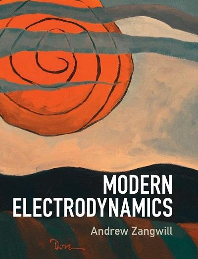 حل مسائل کامل کتاب الکترودینامیک مدرن اندرو زانگویل به صورت PDF و به زبان انگلیسی در 551 صفحه