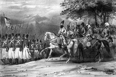 پاورپوینت کامل و جامع با عنوان جنگ های ایران و روسیه در زمان قاجار در 45 اسلاید
