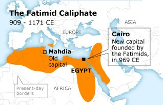 پاورپوینت کامل و جامع با عنوان تاریخ تمدن و حکومت خلفای فاطمی مصر در 24 اسلاید