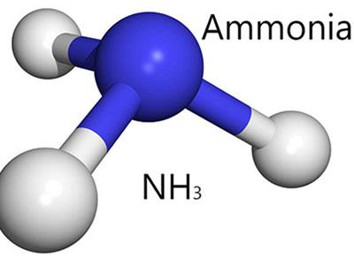 پاورپوینت کامل و جامع با عنوان بررسی آمونیوم و آمونیاک در 23 اسلاید
