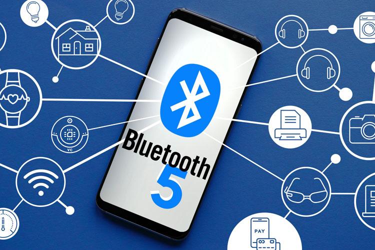 پاورپوینت کامل و جامع با عنوان بررسی فناوری بلوتوث (Bluetooth) در 60 اسلاید