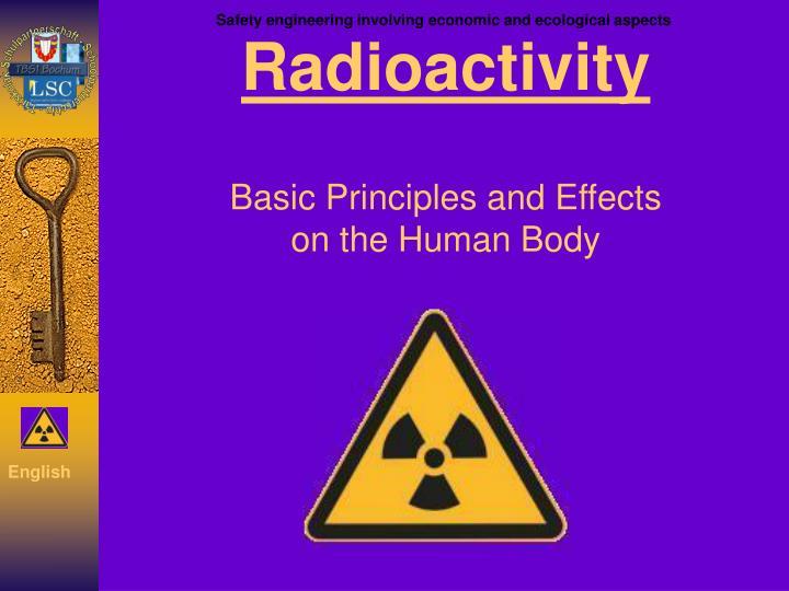 پاورپوینت کامل و جامع با عنوان اصول و مبانی رادیواکتیویته در 115 اسلاید