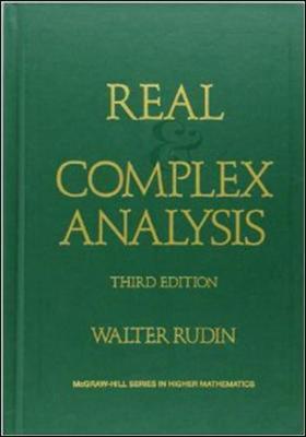 پاورپوینت کامل و جامع با عنوان آنالیز حقیقی و مختلط (آنالیز حقیقی 1) یا Real And Complex Analysis در 410 اسلاید