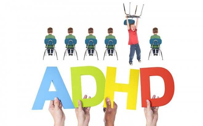 پاورپوینت کامل و جامع با عنوان بررسی اختلال بیش فعالی (ADHD) در 51 اسلاید