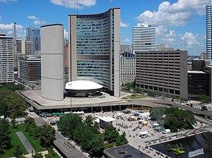 پاورپوینت کامل و جامع با عنوان بررسی شهر تورنتو در 22 اسلاید