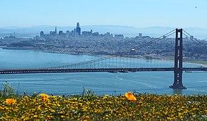 پاورپوینت کامل و جامع با عنوان بررسی شهر سان فرانسیسکو در 20 اسلاید