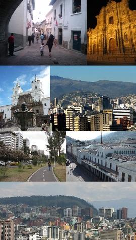 پاورپوینت کامل و جامع با عنوان بررسی شهر کیتو در 47 اسلاید