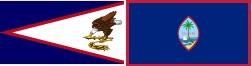 پاورپوینت کامل و جامع با عنوان بررسی جزیره های گوآم و ساموآی آمریکا در 24 اسلاید