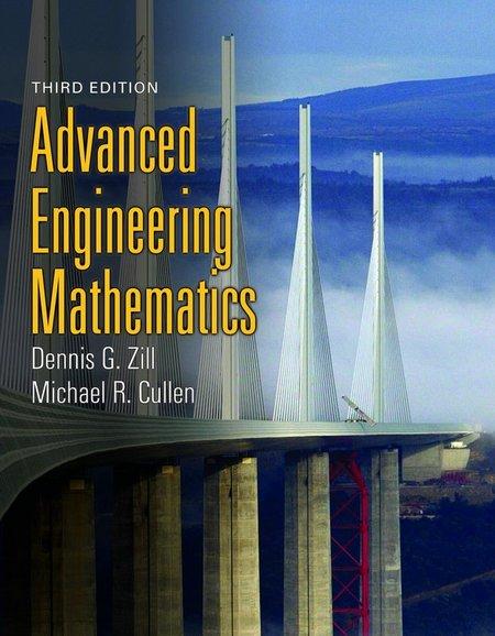 حل مسائل ریاضیات مهندسی پیشرفته دنیس زیل به صورت PDF و به زبان انگلیسی در 965 صفحه
