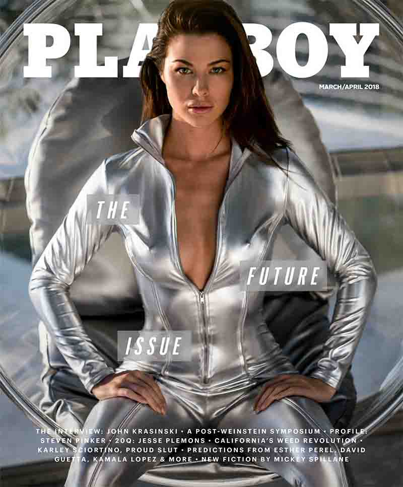 Playboy 2018/04/03  USA