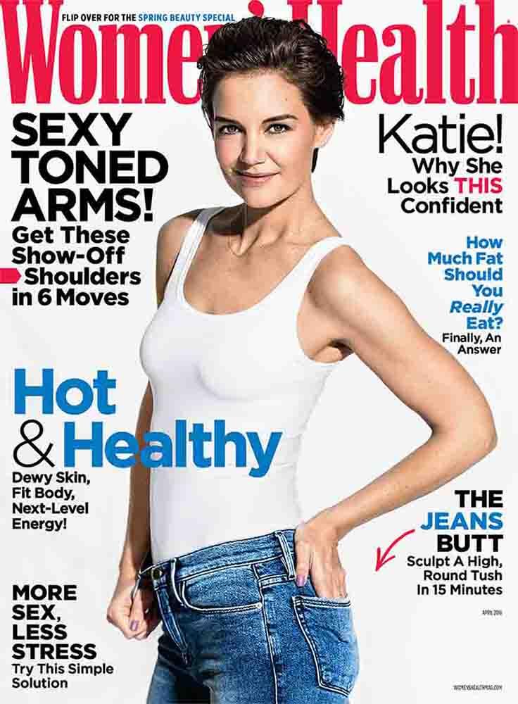 Womens Health 04-2018