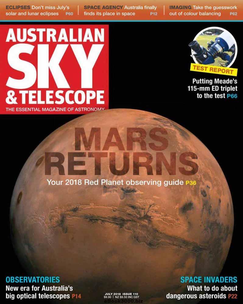 Australian Sky & Telescope - June 2018
