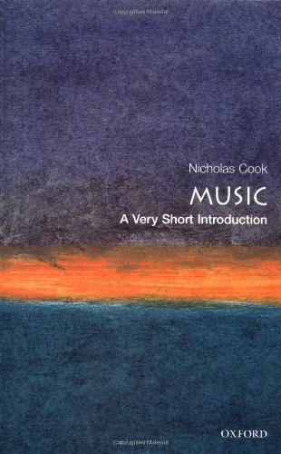 Music_ A Very Short Introduction