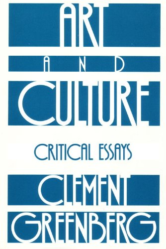 Art and Culture_ Critical Essays