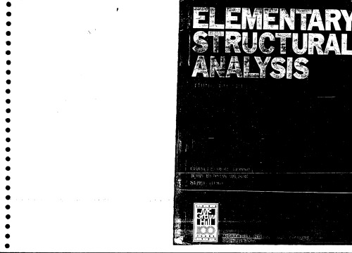 Elementary Structural Analysis