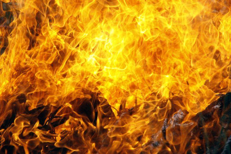 دانلود پاورپوینت آتش