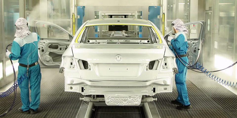 دانلود پاورپوینت بیماریها و عوارض ناشی از کار در واحد رنگ شرکت خودرو