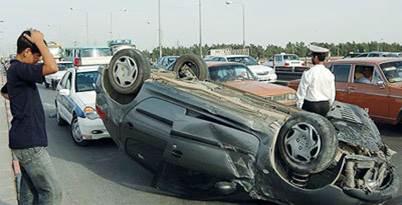 دانلود پاورپوینت خطرات رانندگي و توصيههای ايمنی مربوط به آن