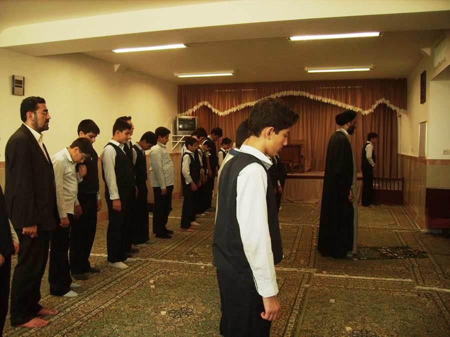 دانلود پاورپوینت آداب مسجد