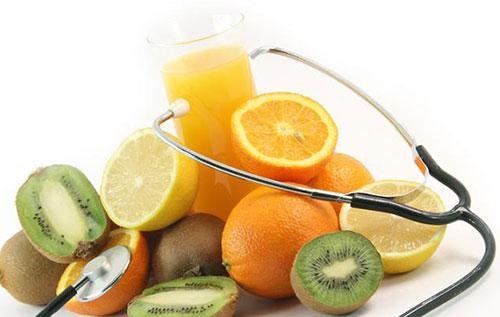 دانلود پاورپوینت خوراک به عنوان دارو(غذا درمانی)