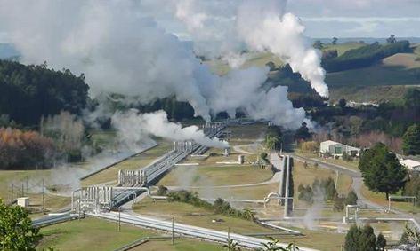 دانلود پاورپوینت انرژی زمین گرمایی(Geothermal)